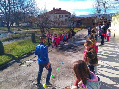 """Спорт за децата в детските градини"" 3"