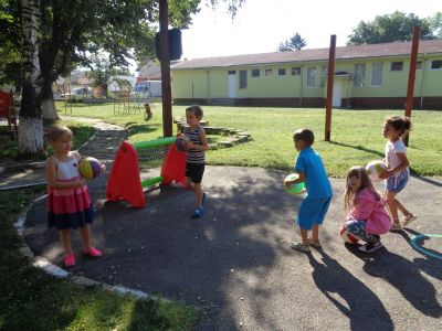"""Спорт за децата в детските градини"" 7"
