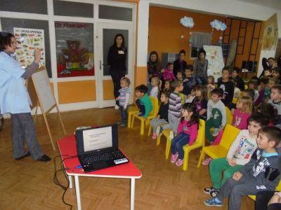 """""""Иновативна обучителна методология за здравословно хранене на децата в предучилищно и начално образование"""" 6"""