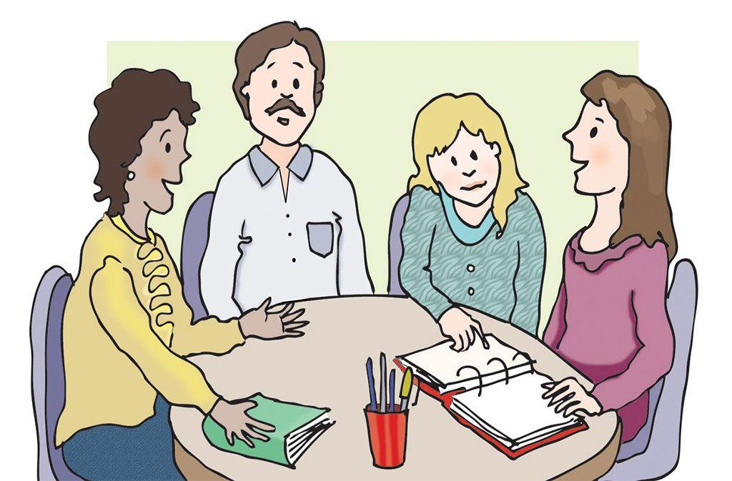 График за провеждане на родителски срещи за 2019г./2020г. - голяма снимка